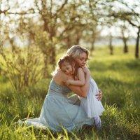 Мама - это целый мир, в котором всегда уютно. :: Natallia Ritter