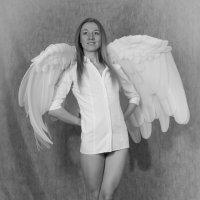 Ангел в рубашке :: Руслан Веселов