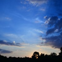 Захід сонця :: Александр Тышко