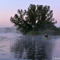 В рассветном тумане :: Сергей