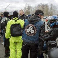 Северодвинск, открытие мотосезона (2) :: Владимир Шибинский