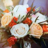 Букет невесты :: Ната Коротченко