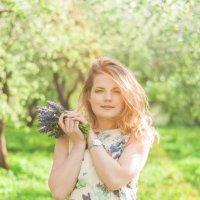 В лучах солнца :: Galina Tsirulnik