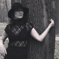 Дама в черном :: Мария Шевалдина