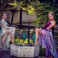 Алина и Лера :: Сергей
