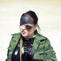 Раненый киборг :: Albertik Baxton