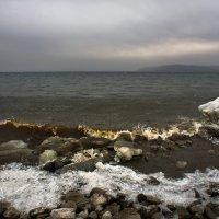 Зима прошла, Байкал проснулся... :: Александр Попов