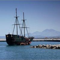 В нашу гавань заходили корабли... :: Lmark