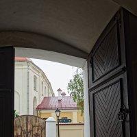 Ворота :: Павел Сущёнок