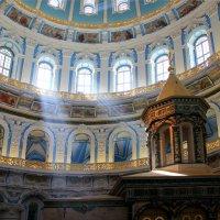 Церковь Входа Господня в Иерусалим в Воскресенском Новоиерусалимском монастыре.  Истра :: Иван