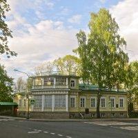 дом Китаевой, где снимал дачу Пушкин :: Елена