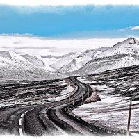 Дорога на Акурели :: Alexander Dementev