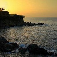 Средиземноморский рассвет. :: Юрий. Шмаков