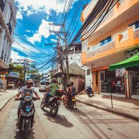Филиппинскими улочками... :: Александр Вивчарик