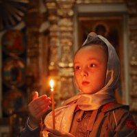 Пресвятой Богородице... :: Сергей Чернов
