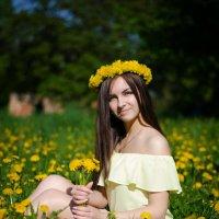 Одуванчики, лето :: Валерия Святогорова