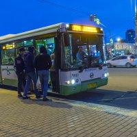 Вечерний автобус :: Игорь Герман
