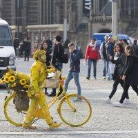 жёлтый человек :: ник. петрович земцов