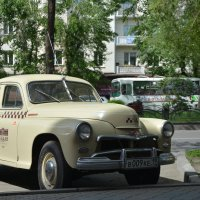 Ветеран труда на заслуженном отдыхе. :: юрий Амосов