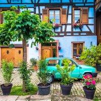 Alsace style :: Alena Kramarenko