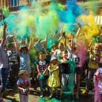 Day for Protection of Children ‒ прекрасне свято радості та надії.;) :: Руслан-Оксана Романчук