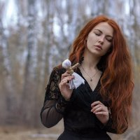 "из серии ""про Ведьму"" :: Viktoriya Balaganskaya"