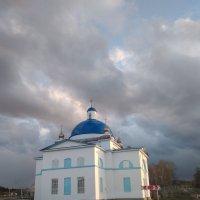 с. Сылва, церковь :: Сергей Макеров