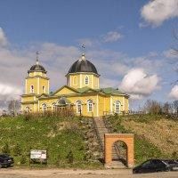 Церковь Успения Пресвятой Богородицы, д. Городец :: Владимир Демчишин