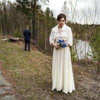 Невеста и жених... :: Сергей Смоляков