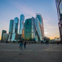 Moscow siti :: Nurga Chynybekov