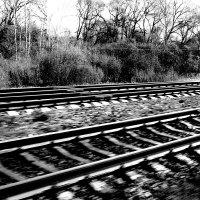 Железная дорога :: Вера Аксёнова