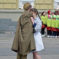 Этот День Победы (этюд 21) :: Константин Жирнов