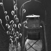 Старая лампа :: Анатолий