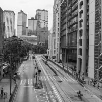 Hong Kong. Queen Road Central :: Sofia Rakitskaia