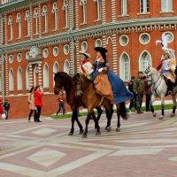 Екатерининская Эпоха в Царицыно :: Vera Ostroumova