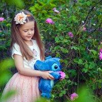 Любимая игрушка :: Кристина Волкова(Загальцева)