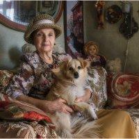 Дама с собачкой :: Александр Максимов