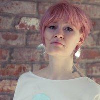 Портрет 1 :: Mariya Zazerkalnaya