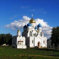 Спасо Преображенский собор и Никольская церковь :: Анна Воробьева
