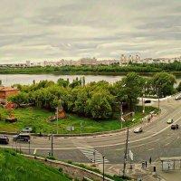 Канавинский мост :: Андрей Головкин