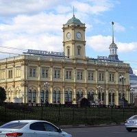 ритмы города-вокзалы :: Олег Лукьянов