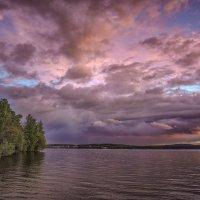 Краски июньского заката (2) :: Pavel Kravchenko