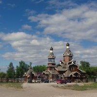 Церковь Богоявления Христова . :: Мила Бовкун