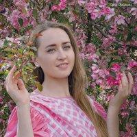 Яблони в цвету, какое чудо... :: Сергей Гутерман