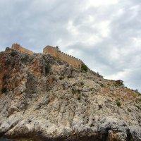 Древняя крепость Аланьи :: Денис Кораблёв