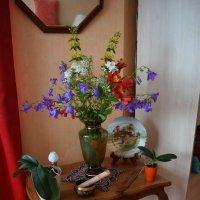 Лето в вазе дома..... :: Лилия Дмитриева
