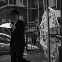 Sudden rain in Hong Kong :: Sofia Rakitskaia