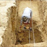 Репортаж с места раскопок :: Надежда