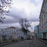 Армянский переулок :: Анна Воробьева