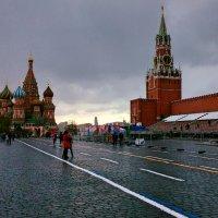 Утро красит нежным цветом. :: Sergey Serebrykov